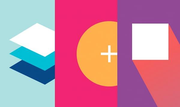 Плоский дизайн - блог Around