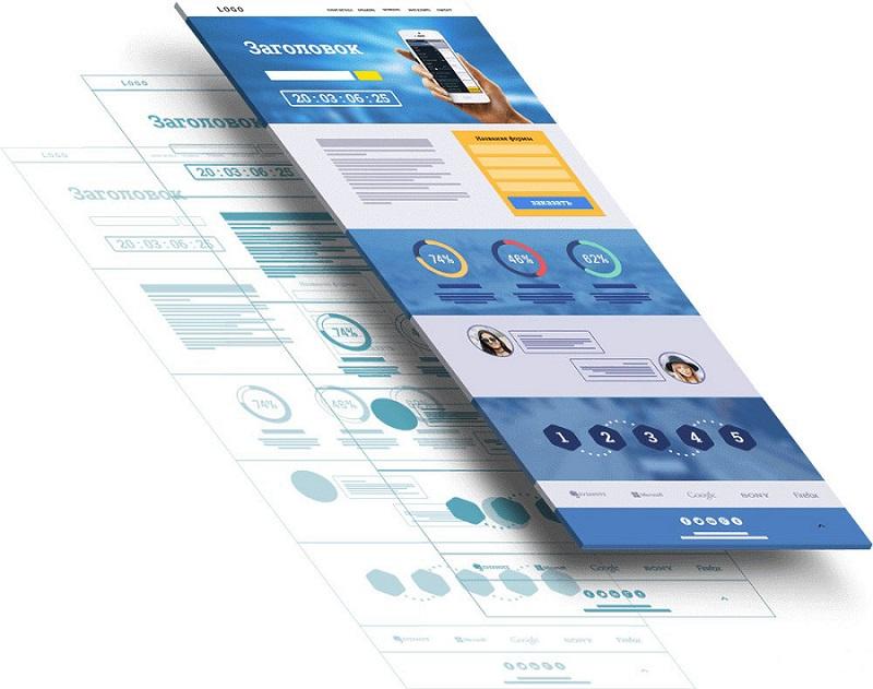 SEO Продвижение Landing Page от Веб-студии