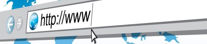 веб-адрес страниц